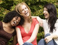 Women laughing3
